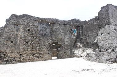 Голландский форт