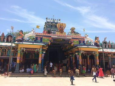 Храм Нагапушани