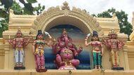 Sella Katharagama Lord Ganesh Kovil